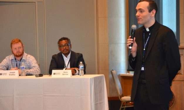 Seminarian Deacon Matthew Kuna to Give Presentation at Notre Dame