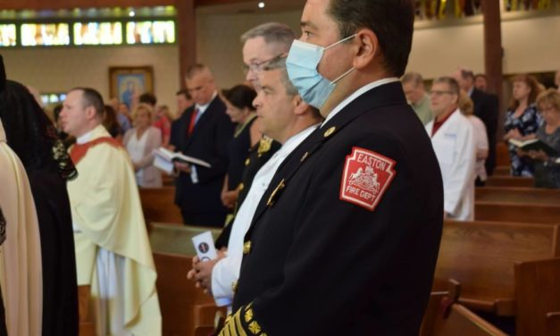 9/11 Remembered at Diocesan Red, White, and Blue Mass