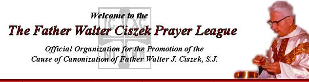 Father Walter Ciszek Day Set for October 17