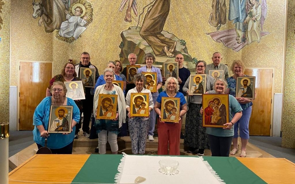 Icon Retreat This Year Focused on St. Joseph
