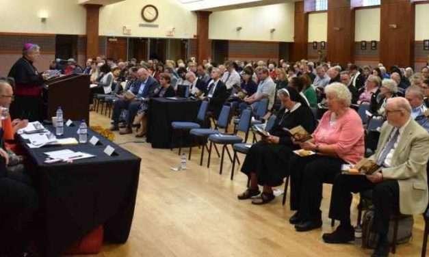 At Meeting of Synod Ambassadors, 'The Holy Spirit at Work'