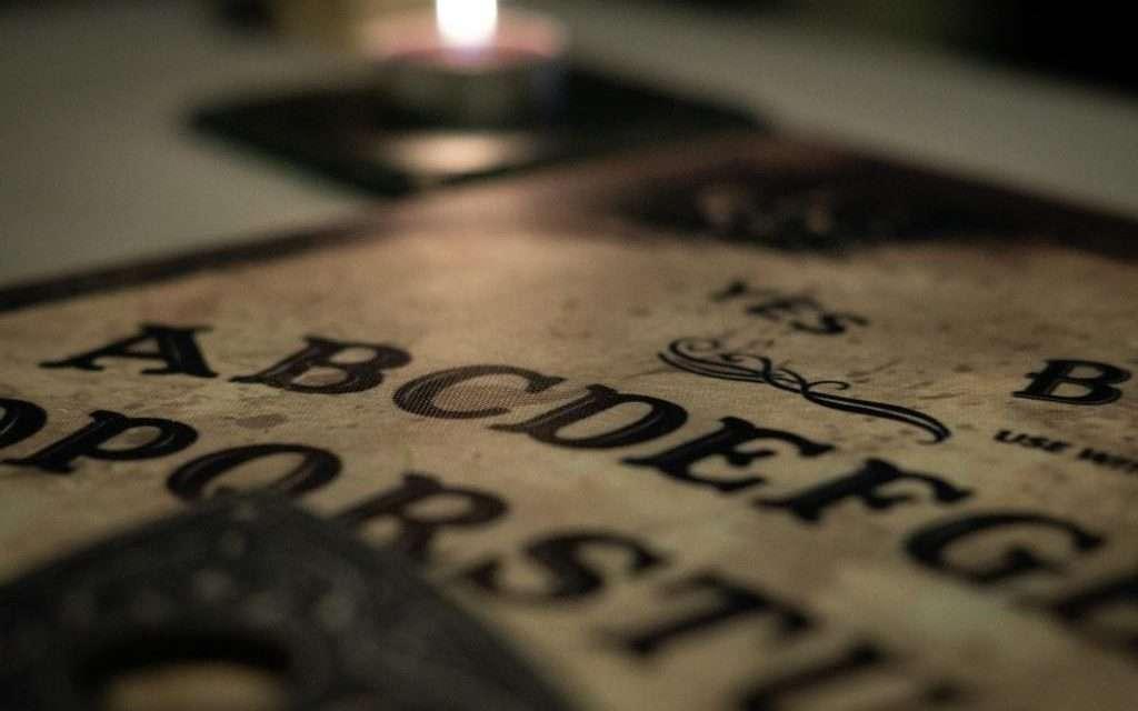 This Halloween, Skip the Ouija Board